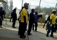 هشدار تازه سازمان ملل نسبت به رفتار خشونت آمیز پلیس پاپوا علیه پناهجویان در مانوس