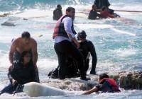 کمکرسانی سازمانهای خیریه در مدیترانه، خطر سفر پناهجویان را کاهش نمی دهد