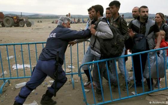 شرح حال ماجرای کشته شدن سه پناهجوی کرد در یونان  توسط یکی از شاهدان حادثه
