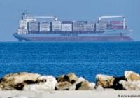 کشتی دانمارکی حامل پناهجویان در ساحل ایتالیا پهلو گرفت
