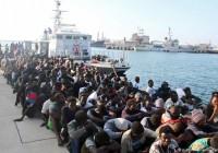 مخالفت لیبی با ایجاد اردوگاه برای اسکان پناهجویان