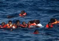 مرگ بیش از ۱۰۰۰ پناهجو در دریای مدیترانه در نیمه اول ۲۰۱۸