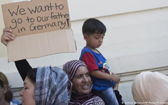 ۳۱هزار درخواست برای پیوستن اعضای خانواده پناهجویان در آلمان