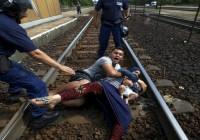 دادگاه حقوق بشر اروپا مجارستان را ملزم به توزیع غذا بین پناهجویان کرد