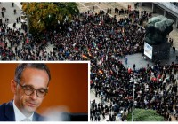 هایکو ماس: آلمانیها باید با نژادپرستی بجنگند