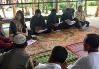 بحران روهینگیا؛ جوامع محلی و پناهجویان در بنگلادش باهم همکاری میکنند