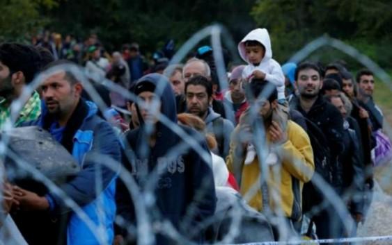 حمله نژادپرستانه علیه پناهجویان در یونان