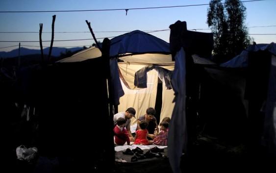 تخریب یک اردوگاه مهم پناهجویان توسط پلیس در شمال فرانسه
