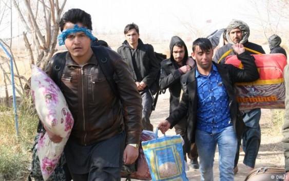 پیامدهای کرونا پناهجویان افغان و ایرانی را به مسیر صعب العبور آلپ کشانده است.