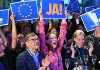 انتخابات پارلمان اروپا؛خشم مهاجران رومانیایی از پذیرفته نشدن در شعب اخذ رای