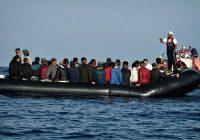 غرق شدن قایق مهاجران؛ دستکم ۱۱۶ نفر ناپدید شدهاند