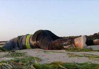 پیدا شدن جسد ۸۲ پناهجو در تونس
