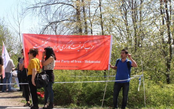فراخوان برای شرکت در تظاهرات اعتراضی علیه ورود  محمد جواد ظریف به سوئد؛