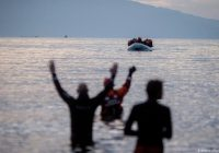 گارد ساحلی اسپانیا حدود ۲۰۰ پناهجو را نجات داد