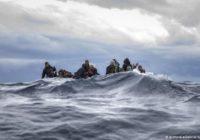 ۴۵ مهاجر غیرقانونی در سواحل لیبی جان خود را از دست دادند